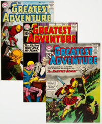 My Greatest Adventure Group of 19 Adventure (DC, 1959-63) Condition: Average VF-.... (Total: 19 Comic Books)