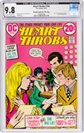 Bronze Age (1970-1979):Romance, Heart Throbs #146 Murphy Anderson File Copy (Quality/DC, 1972) CGC NM/MT 9.8 Off-white to white pages....