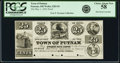 Putnam, OH- Town of Putnam 25¢ May 1, 1841 Wolka 2283-03 Proof PCGS Choice About New 58