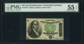 Fractional Currency:Fourth Issue, Fr. 1379 50¢ Fourth Issue Dexter PMG About Uncirculated 55 EPQ.. ...