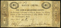 Obsoletes By State:Pennsylvania, Mauch Chunk, PA- Wm. Christman 6-1/4¢ 1837 Fine.. ...