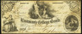 Rochester, NY- Eastman's College Bank $1 Dec. 1, 1868 Fine