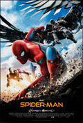 "Movie Posters:Action, Spider-Man: Homecoming (Columbia, 2017). Rolled, Very Fine+. One Sheet (27"" X 40"") DS Advance. Action.. ..."