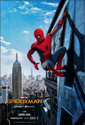 "Movie Posters:Action, Spider-Man: Homecoming (Columbia, 2017). Rolled, Near Mint. One Sheet (27"" X 40"") DS Teaser. Action.. ..."