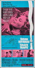 Movie Posters:Drama, Stolen Hours (United Artists, 1963). Folded, Very Fine.