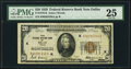 Small Size:Federal Reserve Bank Notes, Fr. 1870-K $20 1929 Federal Reserve Bank Note. PMG Very Fine 25.. ...