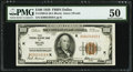 Small Size:Federal Reserve Bank Notes, Fr. 1890-K $100 1929 Federal Reserve Bank Note. PMG About Uncirculated 50.. ...
