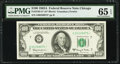 Fr. 2163-G* $100 1963A Federal Reserve Star Note. PMG Gem Uncirculated 65 EPQ