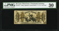 Fractional Currency:Third Issue, Fr. 1371 50¢ Third Issue Justice PMG Very Fine 30.. ...