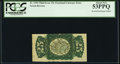 Fractional Currency:Third Issue, Inverted Surcharge Fr. 1294 25¢ Third Issue PCGS About New 53PPQ.. ...