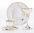 Silver & Vertu, A Thirty-Six-Piece Gorham and Whiting Division Silver Partial Service, Providence, Rhode Island, circa 1930. Marks to bread ... (Total: 36 Items)