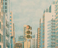 Prints & Multiples, Yvonne Jacquette (b. 1934). East 15th Street, 1974. Lithograph in colors on paper. 17-3/8 x 21-1/4 inches (44.1 x 54 cm)...