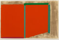 Prints & Multiples, John Hoyland (1934-2011). Untitled, 1969. Mixed media on paper. 25 x 36 inches (63.5 x 91.4 cm) (sheet). Ed. 61/75. Sign...