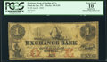 Obsoletes By State:Wisconsin, Fond du Lac, WI- Exchange Bank of Darling & Co. $1 June 9, 1860 G2b PCGS Apparent Very Good 10.. ...