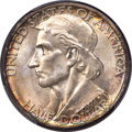 1935 50C Boone MS67 PCGS. CAC. PCGS Population: (72/0). NGC Census: (28/2). CDN: $550 Whsle. Bid for problem-free NGC/PC...