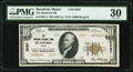 National Bank Notes:Maine, Rumford, ME - $10 1929 Ty. 2 The Rumford National Bank Ch. # 6287 PMG Very Fine 30.. ...