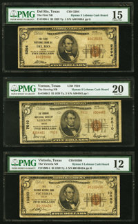 Beeville, TX - $10 1929 Ty. 2 The First National Bank Ch. # 4238 PMG Very Fine 30 EPQ; Ca