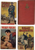 """Books:Hardcover, P. C. Wren """"Beau Geste"""" Hardcover Editions Group of 7 (Various, 1926-33).... (Total: 7 Items)"""