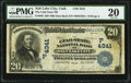 Salt Lake City, UT - $20 1902 Date Back Fr. 646 The Utah State National Bank Ch. # (P)4341 PMG Very Fine 20