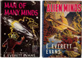 Books:First Editions, E. Everett Evans First Editions Group of 2 (Various, 1953-55).... (Total: 2 Items)
