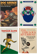 Books:First Editions, Philip Jose Farmer First Editions Group of 5 (Various, 1970-73).... (Total: 5 Items)