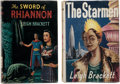 Books:First Editions, Leigh Brackett UK First Editions Group of 2 (Various, 1954-55).... (Total: 2 Items)