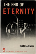 Books:First Editions, Isaac Asimov The End of Eternity First Edition (Doubleday, 1955)....