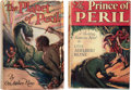Books:Hardcover, Otis Adelbert Kline Peril Hardcover Editions Group of 2 (Various Publishers, 1929-30).... (Total: 2 Items)