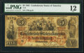 Confederate Notes:1861 Issues, T31 $5 1861 PF-1 Cr. 244 PMG Fine 12.. ...