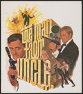 Movie Posters:Action, The Man from U.N.C.L.E. (N.B.C., 1966). Rolled, Very Fine-...