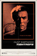 Movie Posters:Thriller, Tightrope & Other Lot (Warner Bros., 1984). Folded, Very F...