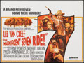 Movie Posters:Western, The Magnificent Seven Ride! & Other Lot (United Artists, 1...
