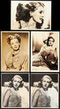 Movie Posters:Miscellaneous, Rita Hayworth & Other Lot (Columbia, 1940). Fine/Very Fine...