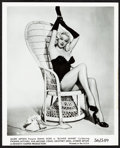 Movie Posters:Bad Girl, Diana Dors in Blonde Sinner (Allied Artists, 1956). Fine/V...