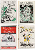 Books:Hardcover, Maurice B. Gardner Signed Hardcover Editions Group of 16 (Various, 1937-70).... (Total: 16 Items)