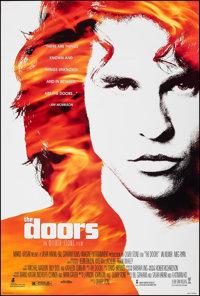 "The Doors & Other Lot (Tri-Star, 1991). Rolled, Very Fine-. One Sheets (2) (26.75"" X 39.75"" X 27""..."