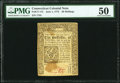 Colonial Notes:Connecticut, Connecticut June 1, 1773 20s PMG About Uncirculated 50.. ...