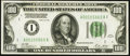 Fr. 2150-A $100 1928 Federal Reserve Note. About Uncirculated