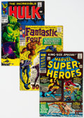 Silver Age (1956-1969):Superhero, Marvel Silver-Modern Age Comics Group of 20 (Marvel, 1966-91) Condition: Average VG/FN.... (Total: 20 Comic Books)