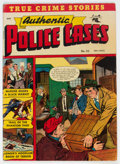 Golden Age (1938-1955):Crime, Authentic Police Cases #20 (St. John, 1952) Condition: VG....