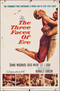 Movie Posters:Drama, The Three Faces of Eve & Other Lot (20th Century Fox, 1957...