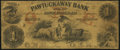 Obsoletes By State:New Hampshire, Epping, NH- Pawtuckaway Bank $1 Apr. 2, 1855 Very Good-Fine.. ...