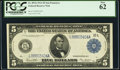 Fr. 891b $5 1914 Federal Reserve Note PCGS New 62