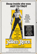 """Movie Posters:Exploitation, Naked Rider & Other Lot (EMC, 1973). Folded, Overall: Fine+. One Sheets (2) (26.5"""" X 39"""" & 27"""" X 40.5"""") Original Title: Al... (Total: 2 Items)"""