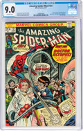 Bronze Age (1970-1979):Superhero, The Amazing Spider-Man #131 (Marvel, 1974) CGC VF/NM 9.0 Off-white pages....