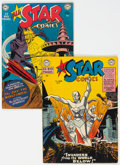 Golden Age (1938-1955):Superhero, All Star Comics #51 and 56 Group (DC, 1950) Condition: Average VG+.... (Total: 2 Comic Books)
