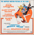 Movie Posters:Musical, Thoroughly Modern Millie (Universal, 1967). Folded, Very F...