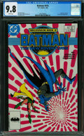 Batman #415 (DC, 1988) CGC NM/MT 9.8 White pages