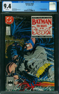 Modern Age (1980-Present):Superhero, Batman #420 (DC, 1988) CGC NM 9.4 White pages.