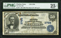 Clarion, IA - $50 1902 Plain Back Fr. 677 The First National Bank Ch. # 3796 PMG Very Fine 25 Net.<